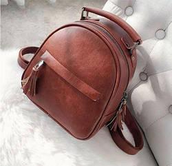 Рюкзак с кисточками 3 цвета.