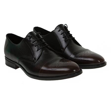 58117c869577 Купить Туфли мужские ikoc(кожаные, коричневые, элегантные) недорого ...