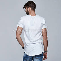 Удлиненная футболка Glo-story, Венгрия, фото 3