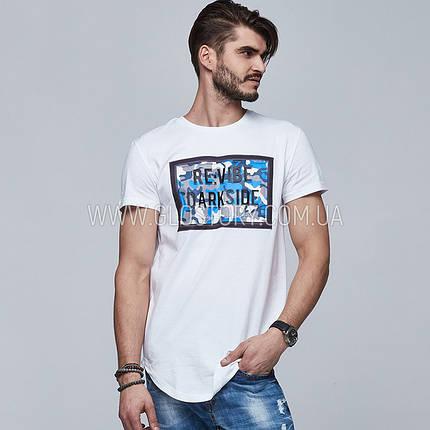 Удлиненная футболка Glo-story, Венгрия, фото 2