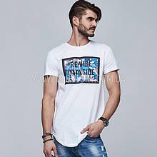Удлиненная футболка Glo-story, Венгрия