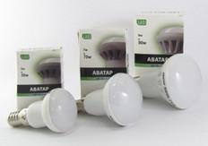 Светодиодные лампы рефлекторные