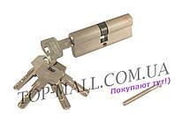 Цилиндр лазерный Imperial - IC 85 мм, 45/40 к/к-металл SN (цинк)