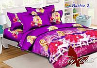 Комплект постельного белья Barbie 2