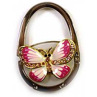Держатель для женской сумочки Бабочка