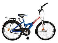 Велосипед пiдлiтковий 20 Junior 57 білоблакит. 114411 ТМХВЗ
