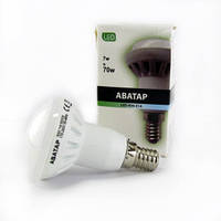 LED лампа рефлекторная R50 7W Е14 АВаТар