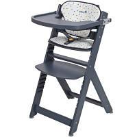 Safety 1st стул для кормления TIMBA серый с подушкой Grey Pathes (27609490)