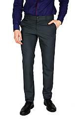 Серые мужские брюки классические VIK VLADIS