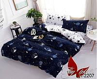 Комплект постельного белья с компаньоном R2207