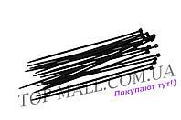 Хомут пластиковый Intertool - 4,8 х 400 мм, черный (100 шт.)