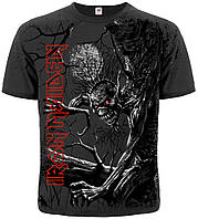 "Футболка IRON MAIDEN ""FEAR OF THE DARK"" (GRAPHITE T-SHIRT)"