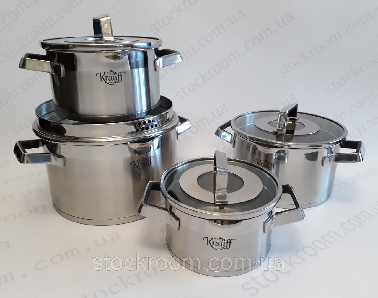 Набор посуды Modern Schwarz 8 предметов  (88-222-016)