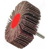 Круг лепестковый в оправке Sprut 30*30*6 мм, Р80 (упаковка - 10 шт)