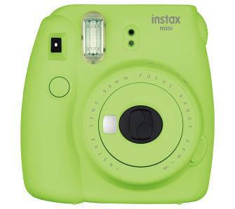 Фотоаппарат с мгновенным фото Fujifilm Instax Mini 9 (green)