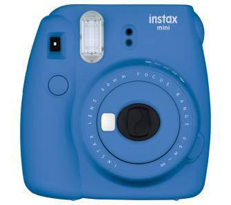 Фотоаппарат с мгновенным фото Fujifilm Instax Mini 9 (blue)