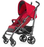 Детская прогулочная коляска Chicco Lite Way Top Red