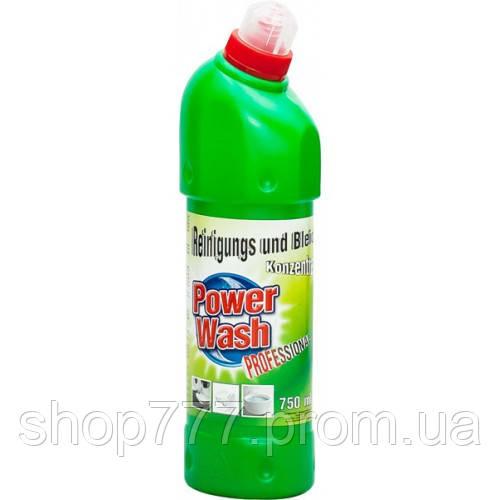 Гель для чищення унітазу Power Wash 750 мл