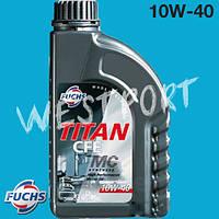 Масло моторное Fuchs TITAN CFE MC 10W-40 1л.