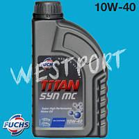 Масло моторное Fuchs TITAN SYN MC 10W-40 1л.