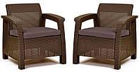 Кресло пластиковое Corfu Duo