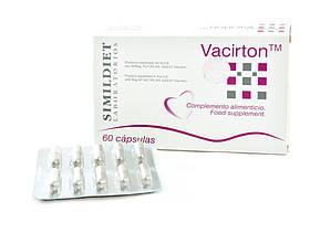 Укрепление сосудов, улучшение микроциркуляции, отёки Vacirton 60 капсул