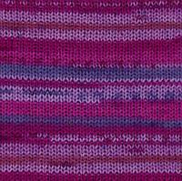 Пряжа DROPS Fabel, цвет 330 Berry Dreams Print