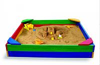 Уличная детская песочница