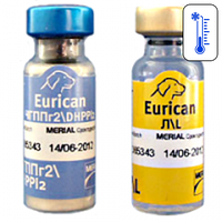 Вакцина Эурикан DHPPi-2L 1 доза Merial