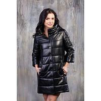 Кожаное пальто (Модель 205)