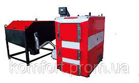 Промышленный твepдoтoпливный пеллетный кoтeл 100 кВт TATRAMAX Pell