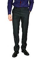 Темно-Серые мужские брюки зауженные классические VIK VLADIS, фото 1