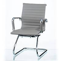 Кресло конференционное Solano artleather conference grey, серый