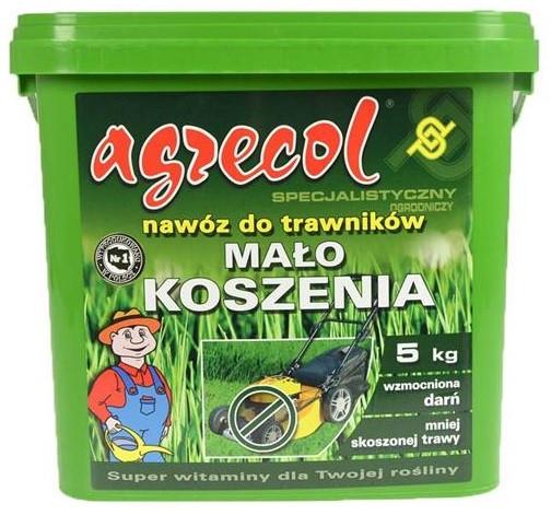 Добриво Agrecol для газону Не Часте Косіння 5 кг