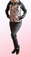 Женский спортивный костюм с 38 по 56 размер (2385)