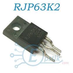 RJP63K2, IGBT транзистор N Channel, 630V 35A, TO220FL