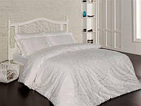 First choice Vanessa Krem постельное белье сатин полуторное 160х220