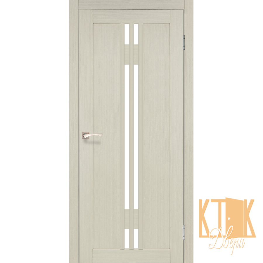 "Міжкімнатні двері колекції ""Valentino"" VL-05 (дуб білений)"