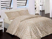 First choice Vanessa Camel постельное белье сатин полуторное 160х220