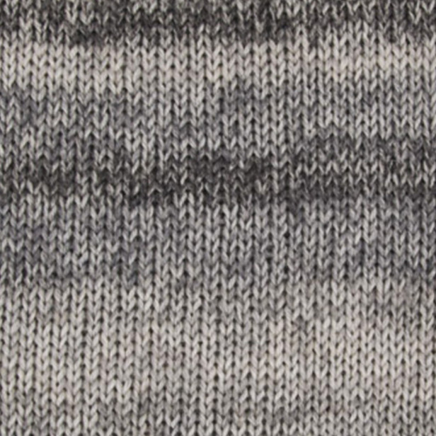 Пряжа носочная DROPS Fabel, цвет 602 Silver Fox Long Print