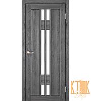"Межкомнатная дверь коллекции ""Valentino"" VL-05 (дуб марсала )"