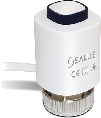 Термоэлектрический сервопривод Salus T30NO230 - нормально открытый