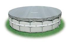Тент для круглых каркасных бассейнов Intex 57900 (549х20 см.)