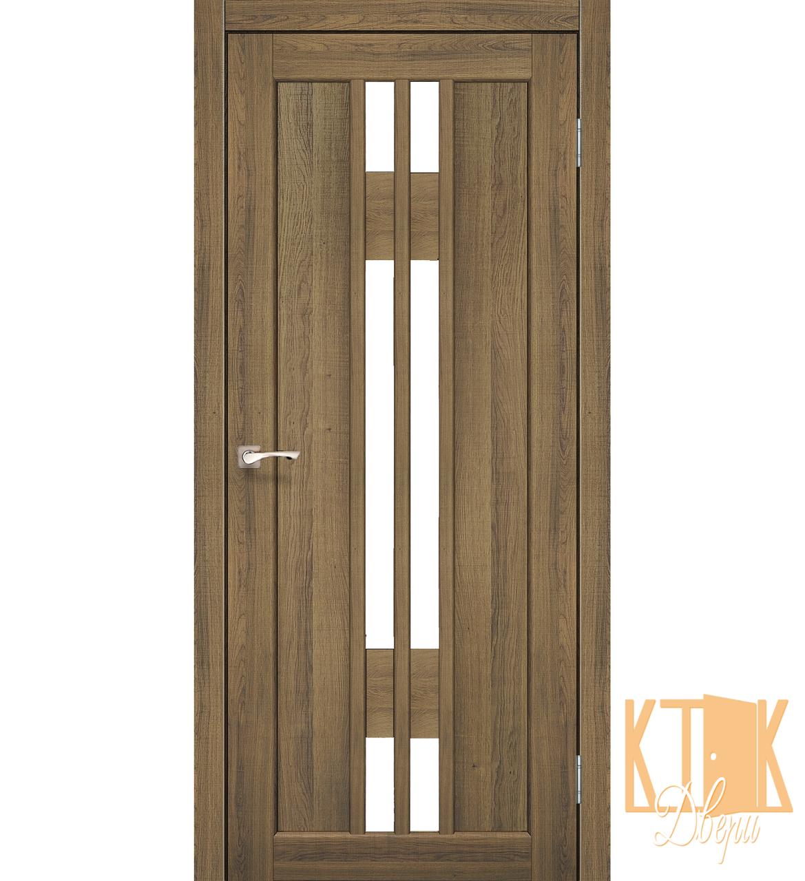 """Межкомнатная дверь коллекции """"Valentino"""" VL-05 (дуб браш)"""