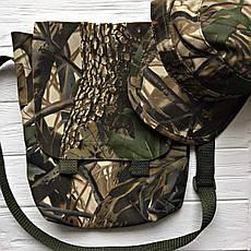 Комплект  футболка сумка кепка камуфляж Дубок, фото 3
