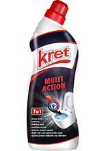 Средство для унитаза Kret Żel Multi Action 750 g
