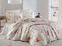 First choice Clarinda guz постельное белье сатин полуторное 160х220