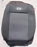 Авточехлы VIP HYUNDAI Elantra 2011→ автомобильные модельные чехлы на для сиденья сидений салона HYUNDAI ХУНДАЙ Хендай Elantra
