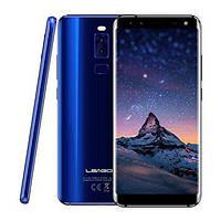Смартфон Leagoo S8 (blue) 3Gb/32Gb оригинал - гарантия!