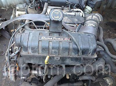 Мотор (Двигатель) Ford Transit 2.0 TDDI 75л.с D3FA 2003r